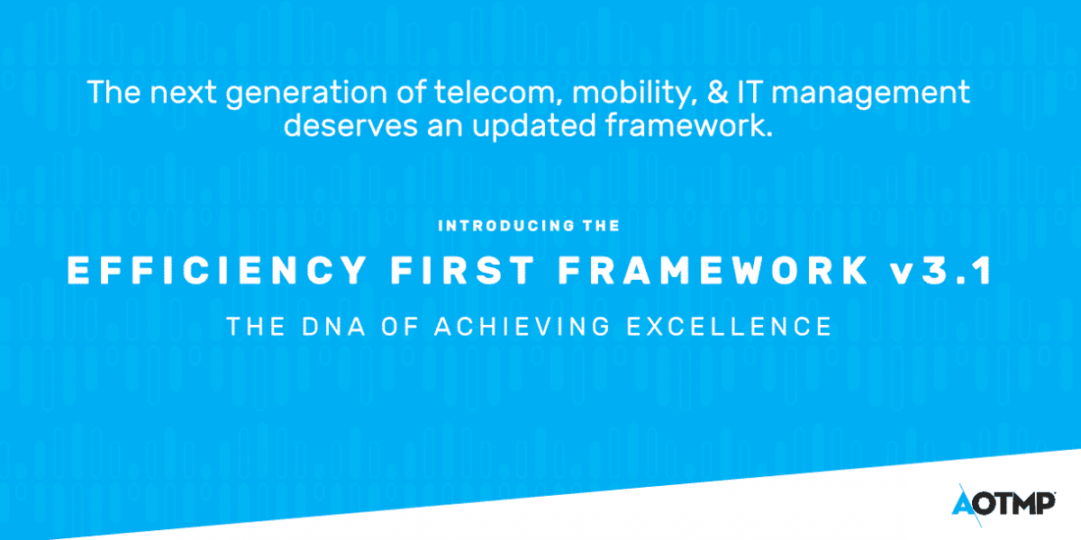 Efficiency First® Framework v3.1
