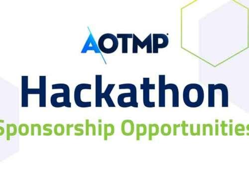 AOTMP® Announces Limited Sponsorship Opportunities for Unique Industry Hackathon